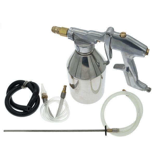 ECS DPF cleaning gun
